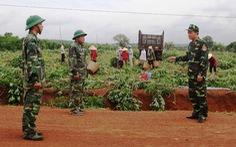 Tây Ninh lắp camera hỗ trợ chống dịch ở biên giới