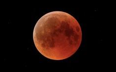 Chuẩn bị đón sự kiện thiên văn 2 trong 1: 'Siêu trăng máu'