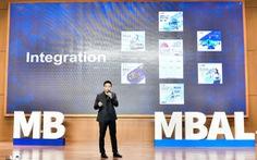 MB Ageas Life phân phối sản phẩm bảo hiểm qua App MBBank