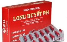 Long huyết P/H được lựa chọn giúp phục hồi sau phun xăm, phẫu thuật thẩm mỹ