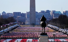 Nước Mỹ sẵn sàng cho lễ nhậm chức của Tổng thống Joe Biden
