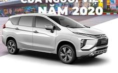 Gu mua xe của người Việt năm 2020