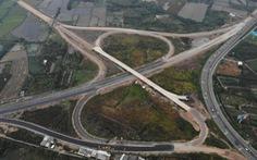 Tỉnh Tiền Giang phân luồng, tổ chức giao thông tạm trên cao tốc Trung Lương - Mỹ Thuận