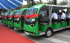 TP.HCM đề xuất cho xe buýt điện tiếp tục hoạt động