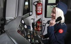 Phụ nữ Nga được làm nghề lái tàu nhờ cuộc đấu tranh hơn 10 năm của một nữ sinh