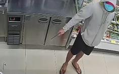 Bắt nghi phạm gây ra 3 vụ cướp tiền tại cửa hàng tiện lợi ở TP.HCM