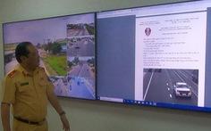 200km quốc lộ 1 ở Bình Thuận gắn 'mắt thần' có thể nhìn rõ biển số xe cách 2km