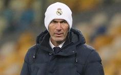 Zidane mắc COVID-19, không thể dự trận đấu của Real Madrid cuối tuần này