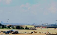 Sân bay mở rộng sảnh đón, thêm quầy thủ tục đón khách dịp tết