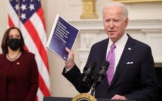 Ông Biden ký lệnh bắt buộc người nhập cảnh Mỹ cách ly ngay lập tức