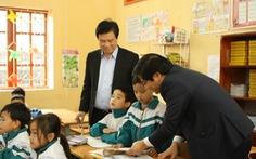Tạo động lực cho giáo viên để thực hiện chương trình mới
