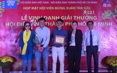 'Tiệc trăng máu' nhận giải thưởng Hội Điện ảnh TP.HCM