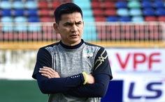Vòng 2 V-League 2021: Chờ HLV Kiatisak viết lại lịch sử