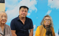 Lý Hùng, Lý Hương bật khóc trong lễ bàn giao công trình cải tạo khu dưỡng lão nghệ sĩ