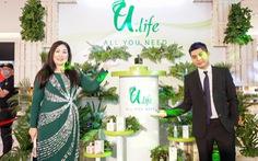 NSND Hồng Vân ra mắt thương hiệu làm đẹp cá nhân U.Life