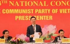 Sửa Điều lệ Đảng hay không do Đại hội quyết định