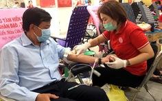 'Nhiều người hiến máu hàng chục lần, trong nhiều năm liên tục'