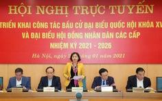Hà Nội không giới thiệu người sa sút về phẩm chất đạo đức ra ứng cử