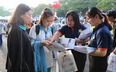 Ngày hội tư vấn tuyển sinh - hướng nghiệp 2021: Giúp thí sinh tăng cơ hội trúng tuyển