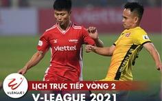 Lịch trực tiếp V-League 2020: Chiều nay Lee Nguyễn trổ tài cùng CLB TP.HCM