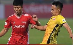 Cập nhật kết quả V-League 24-1: Thanh Hóa đang hòa Viettel