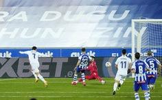Hazard lên tiếng, Real Madrid thắng giòn giã