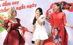 Góc sống ảo 'thần thánh' cho giới trẻ tại Lễ Hội Tết Việt 2021
