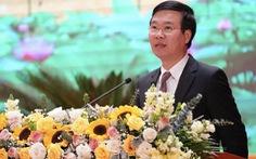 Ông Võ Văn Thưởng: Đại hội XIII - dấu mốc quan trọng trong quá trình phát triển của Đảng