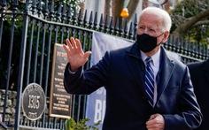 Ông Biden điện đàm với Tổng thống Pháp