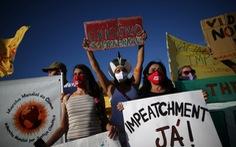 Giận dữ vì cách chống COVID-19, người Brazil đòi luận tội Tổng thống Bolsonaro