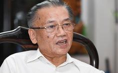 Cựu bộ trưởng Bộ Tư pháp Nguyễn Đình Lộc từ trần