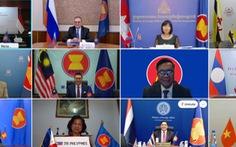Việt Nam ủng hộ Nga tăng cường tham gia vào các cơ chế hợp tác của ASEAN