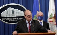 Bộ Tư pháp Mỹ điều tra các quan chức cố ý đảo ngược kết quả bầu cử