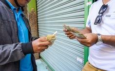 UBND TP.HCM yêu cầu xử lý nghiêm kinh doanh tiền lẻ trái phép