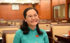 Bà Nguyễn Thị Lệ làm chủ tịch Ủy ban bầu cử TP.HCM