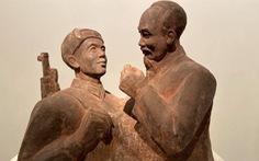 Mùa xuân đất nước từ những tác phẩm điêu khắc nhiều thời kỳ