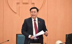 Hà Nội lấy mẫu xét nghiệm cho người ở ổ dịch tại Hải Dương về từ ngày 14-1