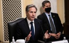 Tân Ngoại trưởng Mỹ bác bỏ các yêu sách phi pháp của Trung Quốc ở Biển Đông