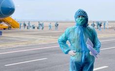 Thông tin về ê-kíp 'Chiều cuối năm' tác nghiệp tại sân bay Vân Đồn - Quảng Ninh