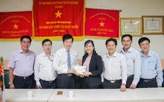 HĐND TP.HCM thăm, tặng quà chúc tết các bệnh viện tại TP
