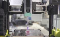 In 3D 'xương người' bằng tế bào sống tại nhiệt độ phòng