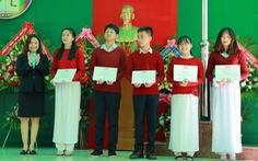 Đại học quốc tế Sài Gòn khởi động 'Quỹ phát triển tài năng' lên đến 13,2 tỉ đồng