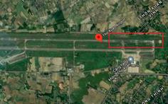 Sân bay Thọ Xuân bị chó 'đột nhập' vào đường băng