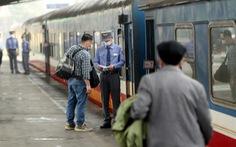 Dừng chạy tàu khách tuyến Hà Nội - Lào Cai