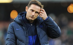 Nhìn từ thất bại của Lampard