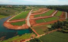 Dự án lậu xẻ nát đồi chè Bảo Lộc