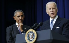 Cựu giáo sư luật đề xuất ông Biden chọn ông Obama làm bộ trưởng tư pháp