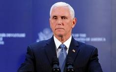 Phó tổng thống Mỹ hoan nghênh các nghị sĩ phản đối kết quả bầu cử theo luật pháp