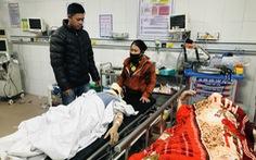 'Thang rơi nhanh quá, tỉnh dậy tôi đã thấy nằm trong bệnh viện'