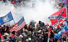 Nhà tài trợ lớn của ông Trump là người quyên góp chính cho cuộc biểu tình trước bạo loạn 6-1